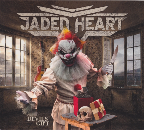 Jaded Heart Devil's Gift Cover Art