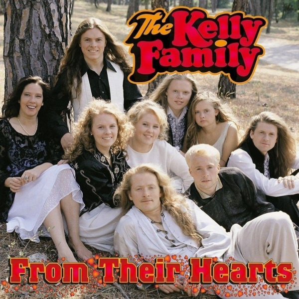 The Kelly Family From Their Hearts cover art