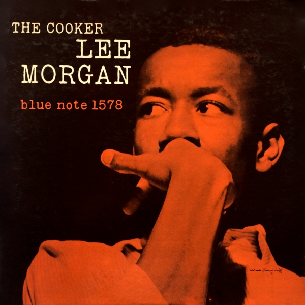 Lee Morgan The Cooker cover art