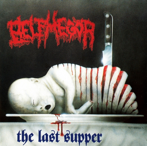 Belphegor The Last Supper cover art
