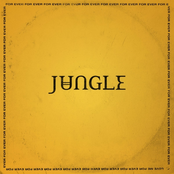 Jungle For Ever cover art