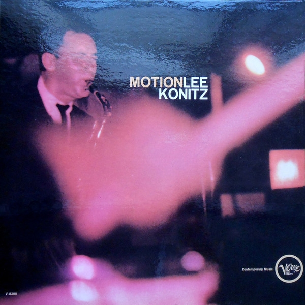 Lee Konitz Motion cover art