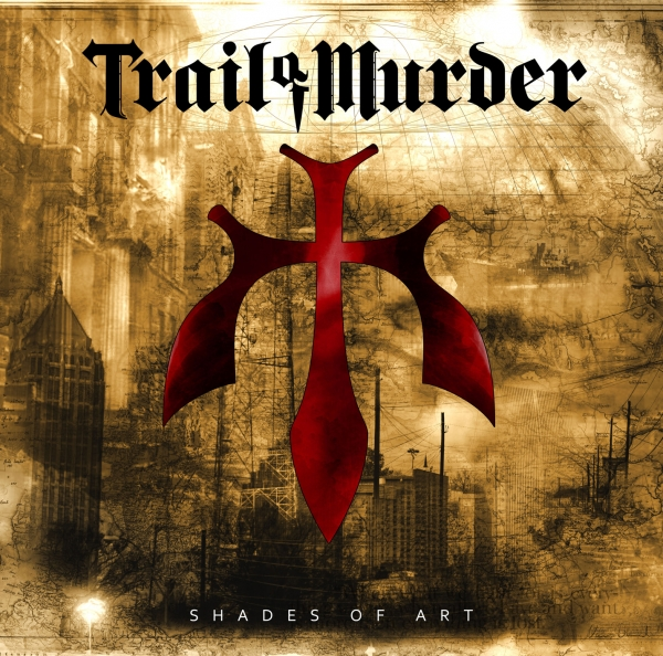 Trail of Murder Shades of Art cover art