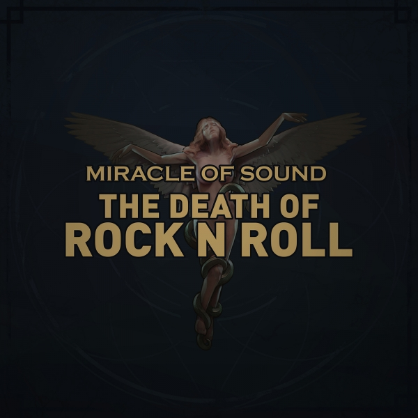 Miracle of Sound The Death of Rock 'n' Roll Cover Art