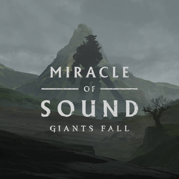 Miracle of Sound Giants Fall Cover Art