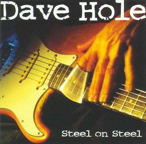 Dave Hole Steel on Steel Cover Art