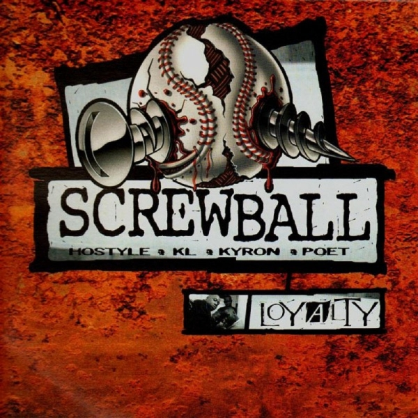 Screwball Loyalty Cover Art
