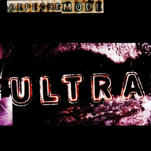 Depeche Mode Ultra Cover Art