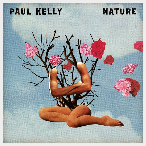 Paul Kelly Nature cover art
