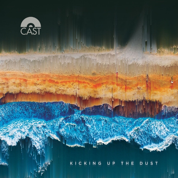 Cast Kicking Up the Dust Cover Art
