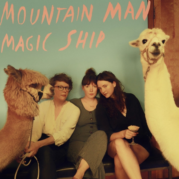 Mountain Man Magic Ship cover art