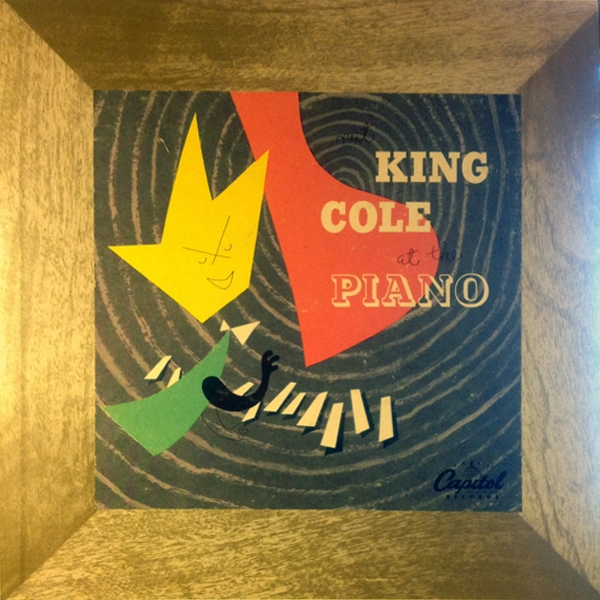 Nat King Cole King Cole at the Piano cover art