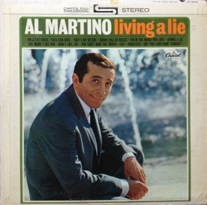Al Martino Living A Lie cover art