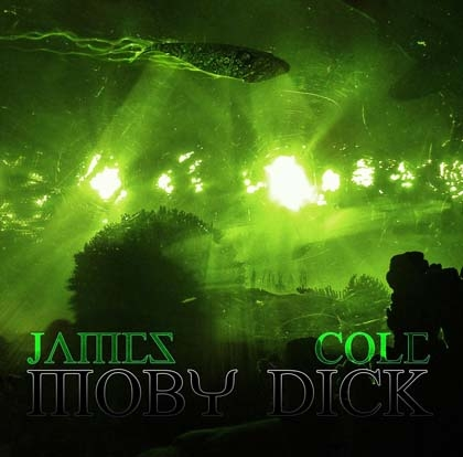 James Cole Moby Dick Cover Art