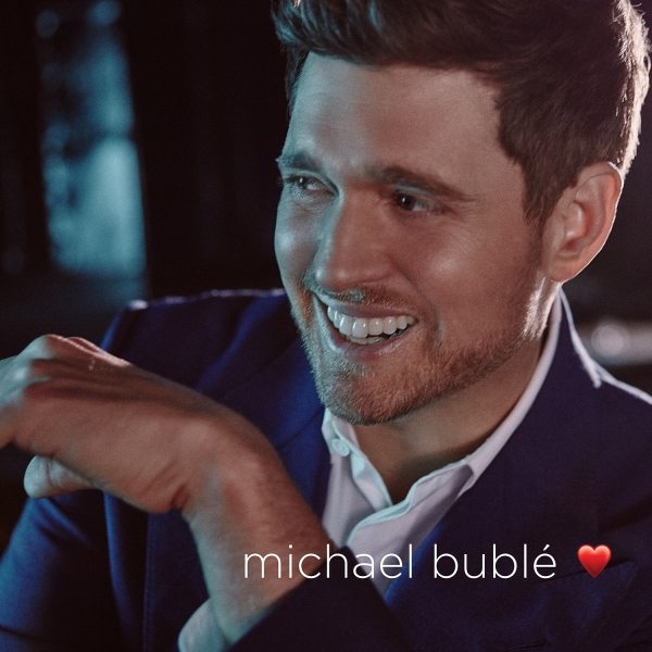 Michael Bublé love cover art