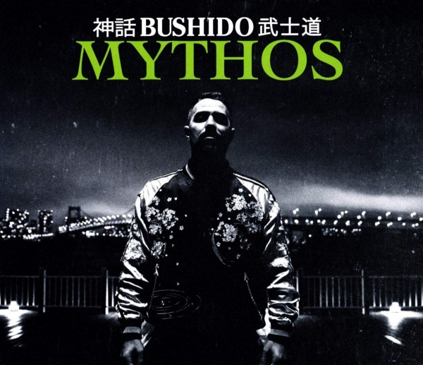 Bushido Mythos cover art