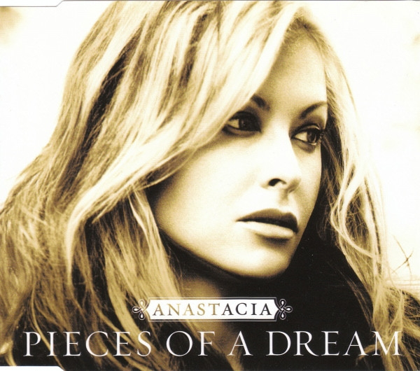 Anastacia Pieces of a Dream Cover Art