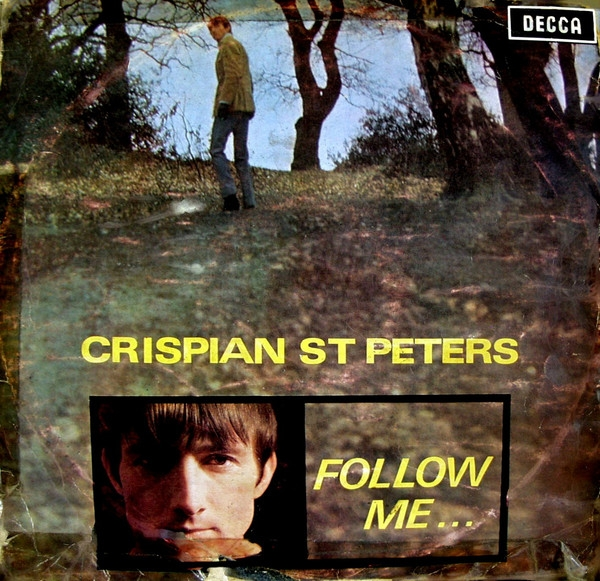 Crispian St. Peters Follow Me cover art