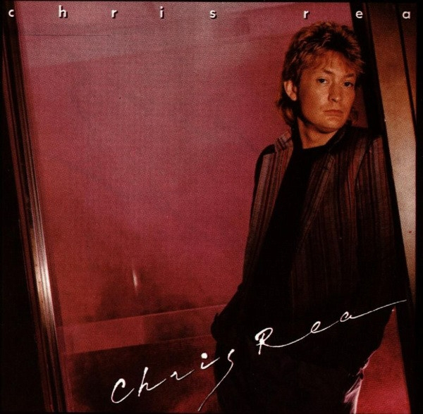 Chris Rea Chris Rea Cover Art