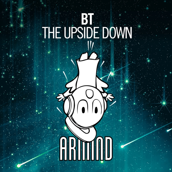 BT The Upside Down Cover Art
