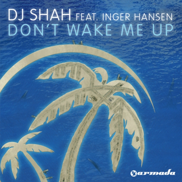 DJ Shah feat. Inger Hansen Don't Wake Me Up Cover Art