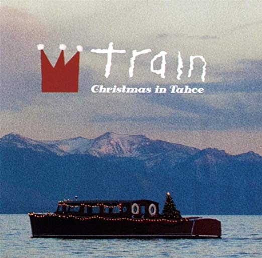 Train Christmas in Tahoe cover art