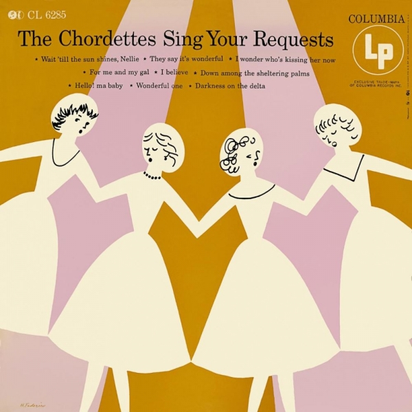 The Chordettes Sing Your Requests Cover Art