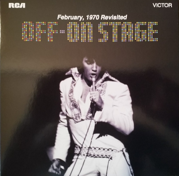 Elvis Presley Off-On Stage cover art