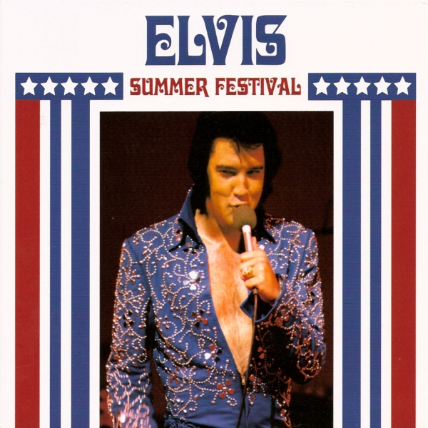 Elvis Presley Summer Festival cover art