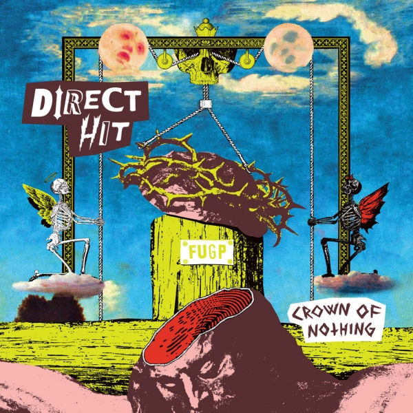 Direct Hit! Crown of Nothing Cover Art