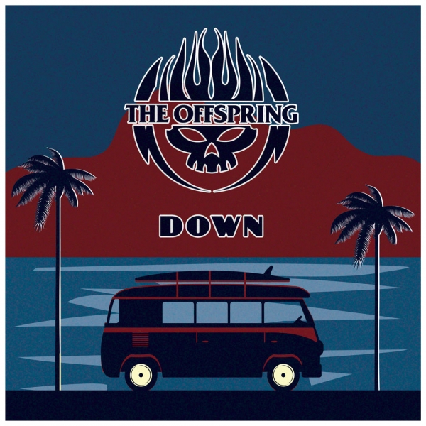 The Offspring Down Cover Art