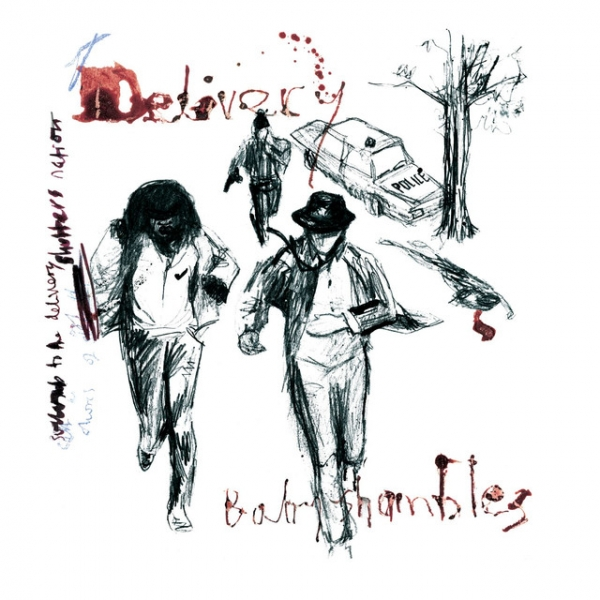 Babyshambles Delivery Cover Art