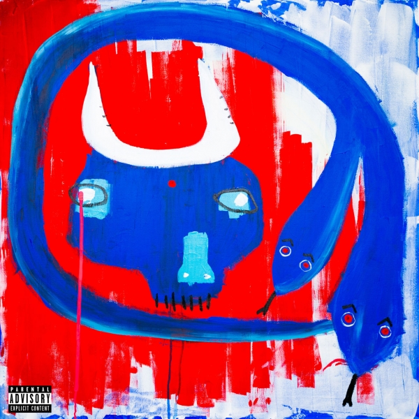 Action Bronson White Bronco cover art