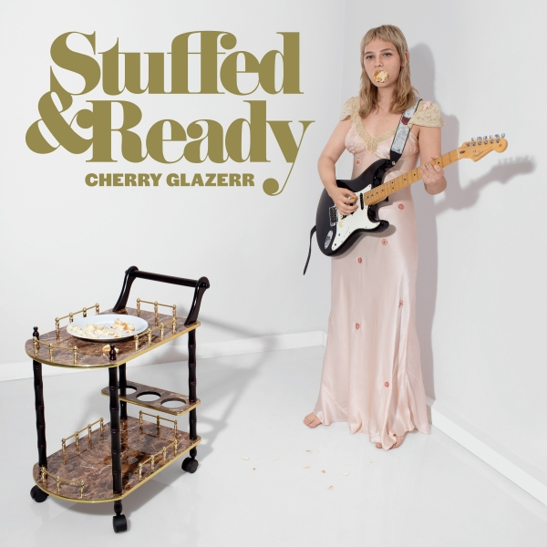Delicate Steve Stuffed & Ready cover art