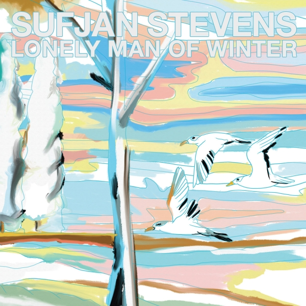 Sufjan Stevens Lonely Man of Winter cover art