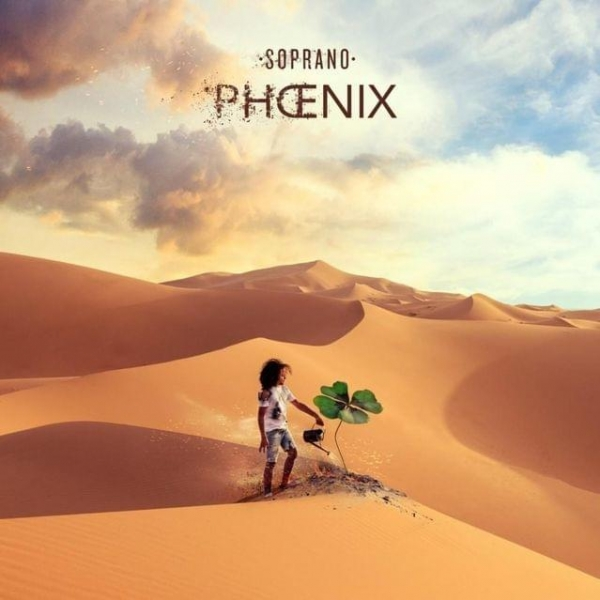 Ghali Phoenix cover art