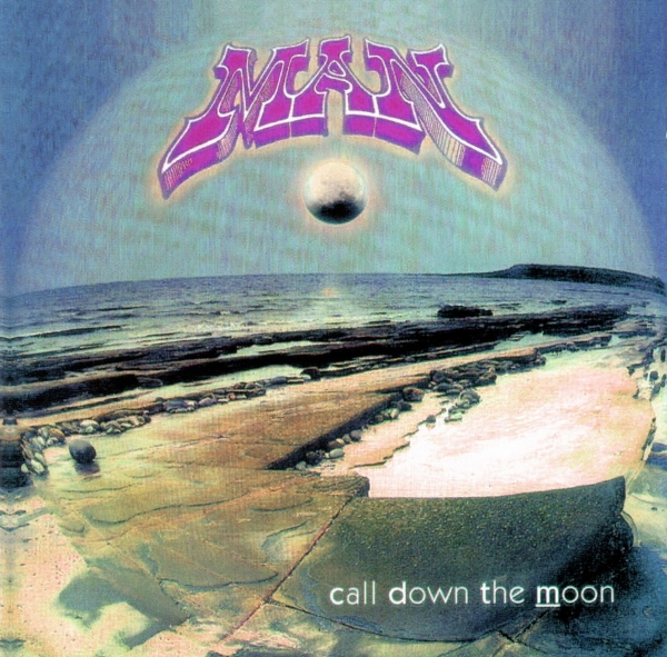 Man Call Down the Moon cover art