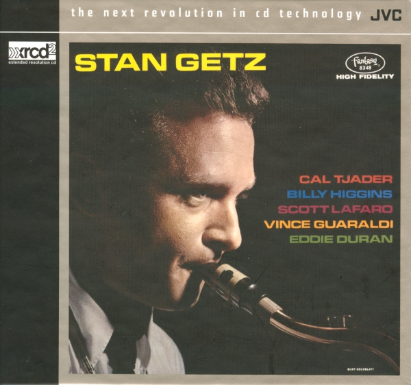 Cal Tjader Stan Getz With Cal Tjader cover art