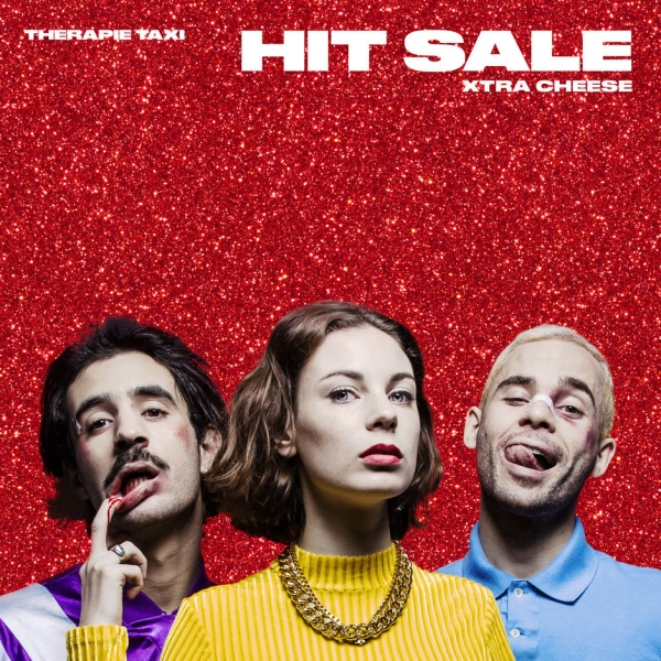 Therapie TAXI Hit Sale Xtra Cheese Cover Art