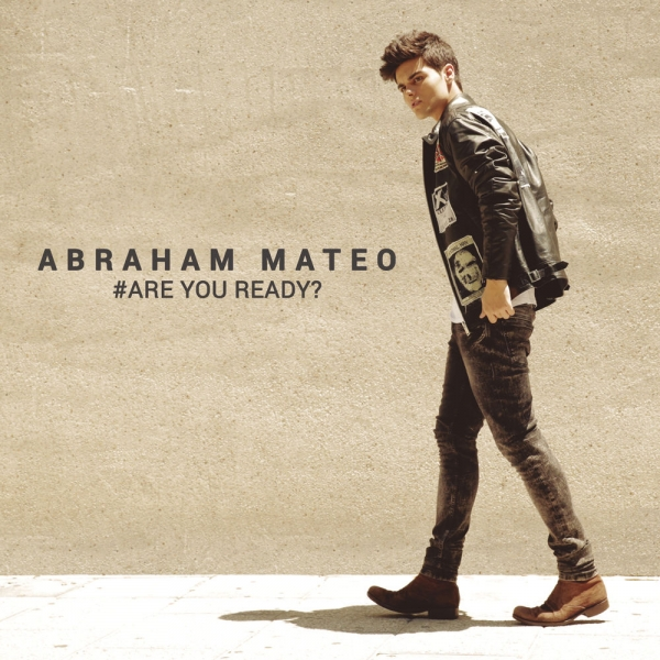 Abraham Mateo #Are You Ready? cover art