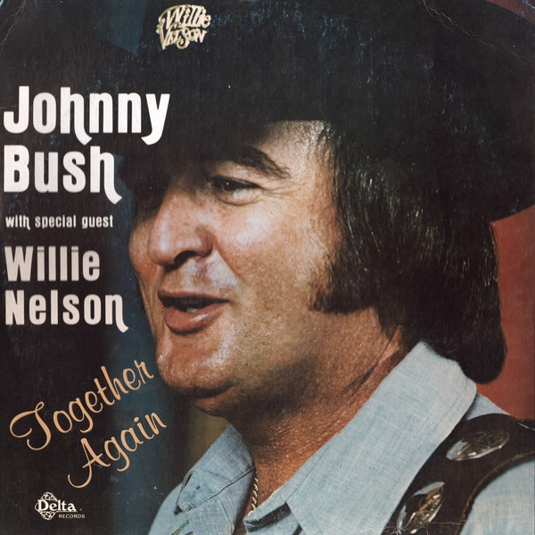 Willie Nelson Together Again cover art