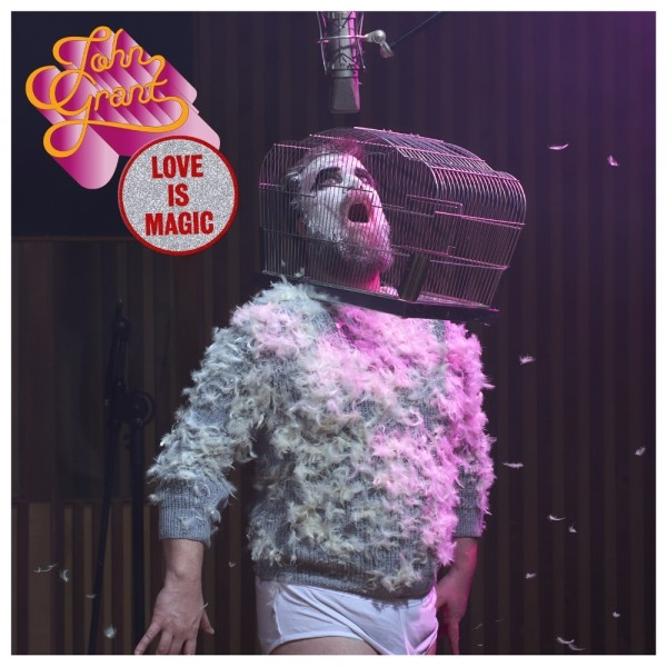 John Grant Love Is Magic cover art