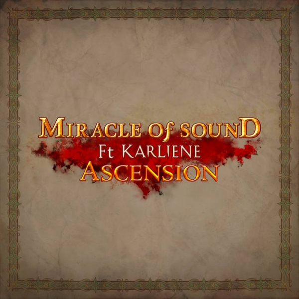 Miracle of Sound Ascension Cover Art