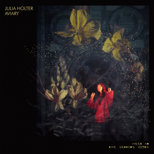 Julia Holter Aviary cover art
