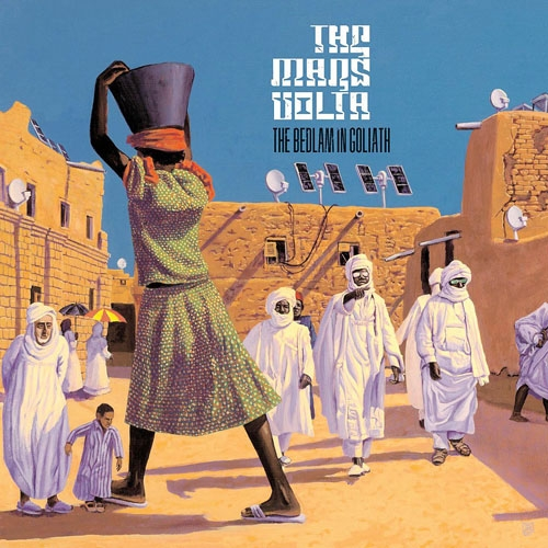 The Mars Volta The Bedlam in Goliath cover art