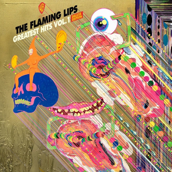 The Flaming Lips We Can't Predict the Future Cover Art