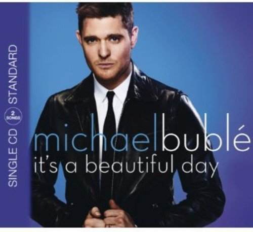 Michael Bublé It's a Beautiful Day Cover Art