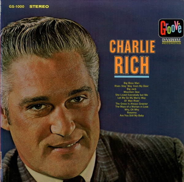 Charlie Rich Charlie Rich Cover Art