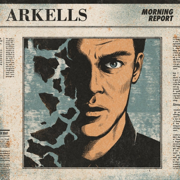 Arkells Morning Report Cover Art