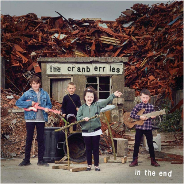 The Cranberries In the End Cover Art